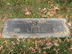 Alfred B Cheeko Cheek
