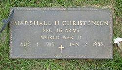 Marshall Howard Mike Christensen