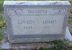 Lovedy India Adams