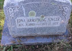 Edna Armstrong Fowler