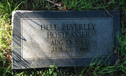 Dell Hearne <i>Beverly</i> Hostrasser