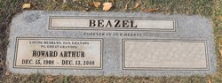 Howard Arthur Beazel