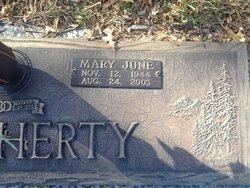 Mary June <i>Kelly</i> Daugherty