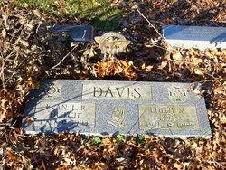 Edith May <i>Swaidner</i> Davis