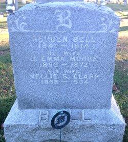 Nellie Sophia <i>Clapp</i> Bell