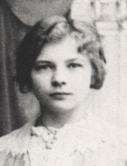 Lillian Margaret Aunt Lilly <i>Voss</i> Bauman