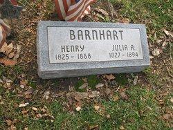 Julia Ann Barnhart
