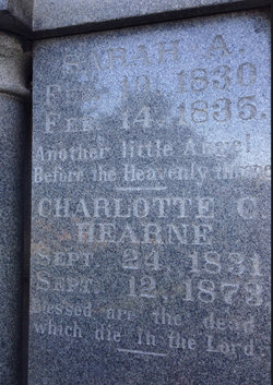 Charlotte C <i>Armstrong</i> Hearne