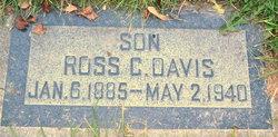 Ross Cleveland Davis