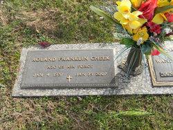 Roland Franklin Cheek