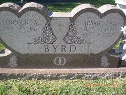 Jessie Lea <i>Gill</i> Byrd
