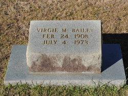 Virgie M. <i>Thornton</i> Bailey