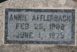 Annie <i>Mueller</i> Afflerbach
