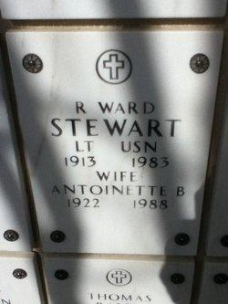 Antoinette B Stewart