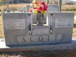 Thelma Cordelia <i>Killian</i> Scott