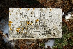 Martha Jane <i>Graves</i> Baker