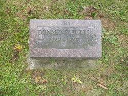 Donald E. Butts