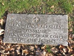 Kenneth Charles Kerkeles