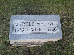 Myrtle <i>Withers</i> Watson