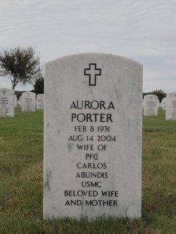 Aurora <i>Porter</i> Abundis