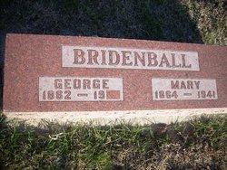 George Bridenball