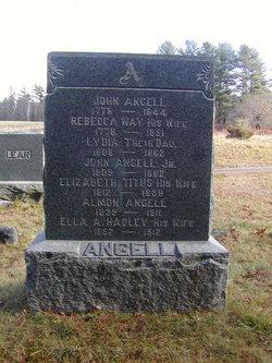 Almon Angell