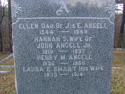 Henry M Angell