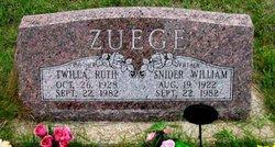 Snider William Zuege