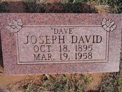 Joseph David Dave Akers