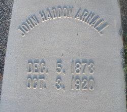 John Hadden Arnall