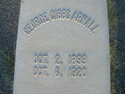 George Gibbs Arnall