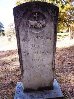 William Lee Andrews