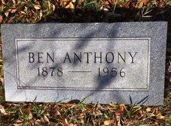 Ben Anthony