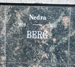 Nedra Berg
