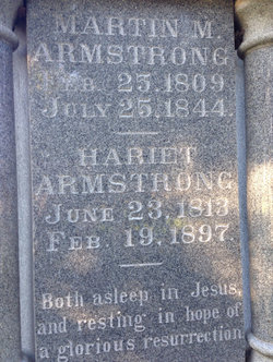 Hariet <i>Moseley</i> Armstrong