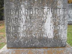 Edward Robinson Truitt