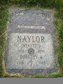 Everett Demont Naylor