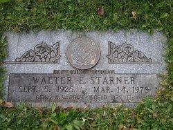 Walter E. Starner