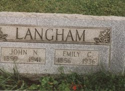 Emily C <i>Pardee</i> Langham
