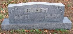 Verbye B <i>Webb</i> Clark