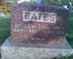 Melissa Agnes <i>Burnside</i> Bates