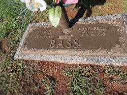 Margaret Gladys <i>Hilton</i> Bass