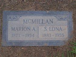 Sarah Edna <i>Stagg</i> McMillan
