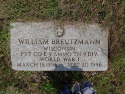 William Breutzman