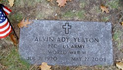 Alvin Yeaton