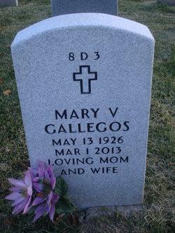 Mary Virginia Gallegos
