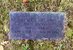 Richard C Hutchinson