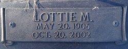 Lottie M. Basham