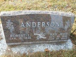 Nan Jean <i>Christianson</i> Anderson