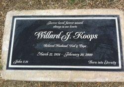 Willard J Koops